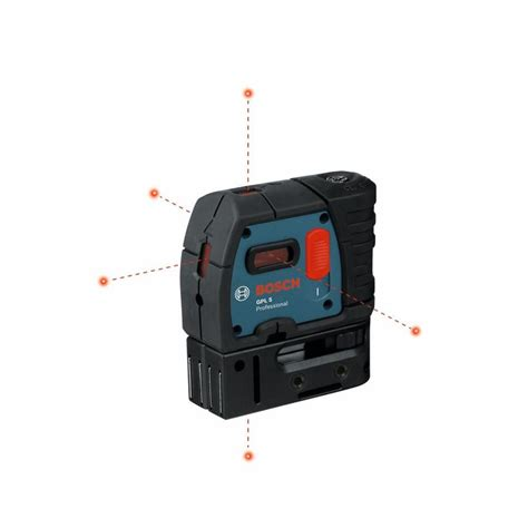 shop bosch 100 ft beam self leveling line generator laser level at lowes com