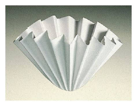 How To Make Fluted Filter Paper - fisherbrand fluted qualitative filter paper circles