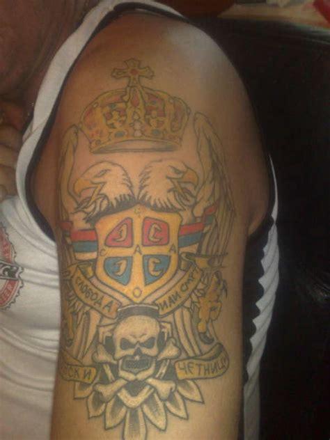 serbian tattoos serbian