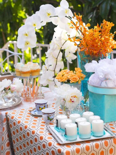 summer backyard party ideas outdoor party decorating ideas food network summer