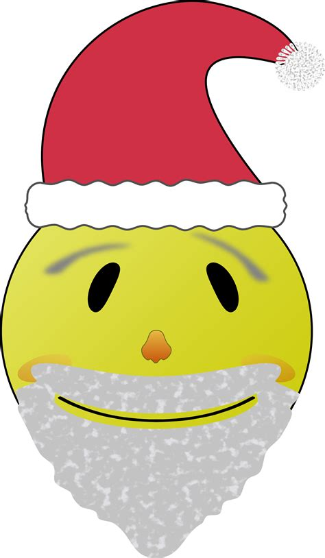 Free Clipart by Smiley Santa Vector Clipart Image Free Stock Photo