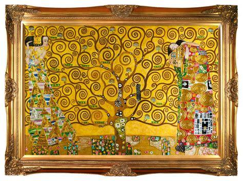 Gustav Klimt Rugs Klimt The Tree Of Life Stoclet Frieze 1909 Luxury