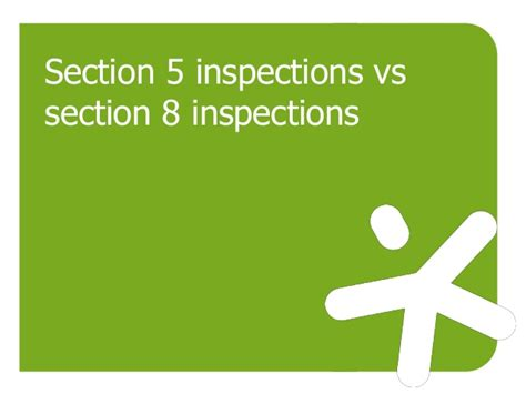 section 8 inspection derby teaching schools alliance changes to school inspection
