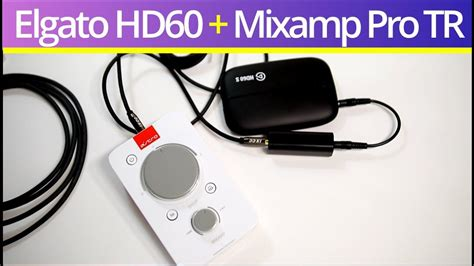 elgato hds mixamp pro wparty chat youtube