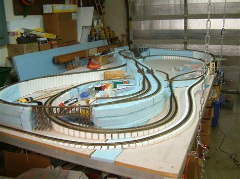 ho layout design and construction 1000 images about r 233 seaux trains miniatures on pinterest