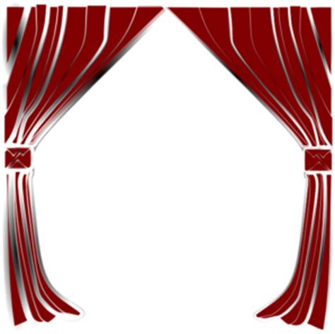 red curtain clipart red curtain clip art clipart best