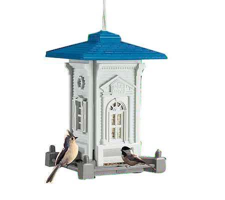 heritage bird feeder qvc com