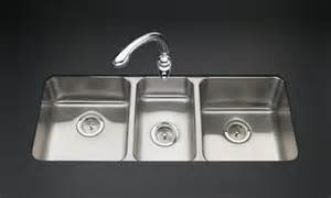 kohler undertone basin undercounter kitchen sink