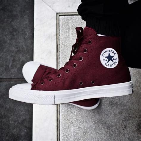 Converse High Chuck 2 Bnib Maroon converse chuck ii quot bordeaux quot 75 releasing