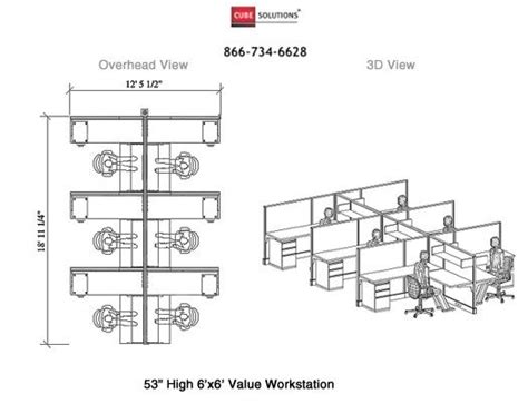 design guidelines for office standard workstation dimension google search office