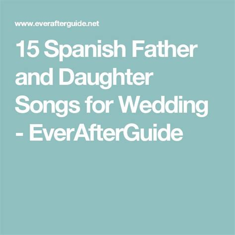 25  best ideas about Father daughter songs on Pinterest