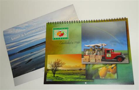Custom Calendar Printing Custom Calendars 365 Days Of Advertising You Pay For Once