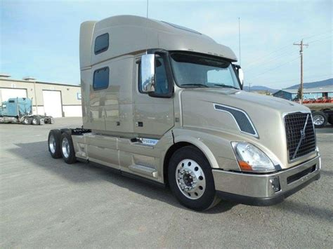 volvo pickup truck 2016 2016 volvo vnl64t780 sleeper truck for sale missoula mt