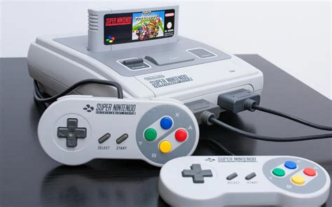 snes classic edition revealed