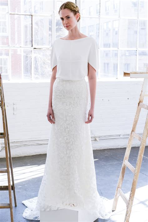 The Most Beautiful Simple Wedding Dresses for the