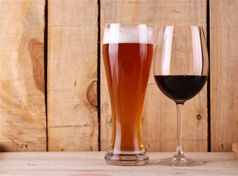 wine fine  beer   nutrition source