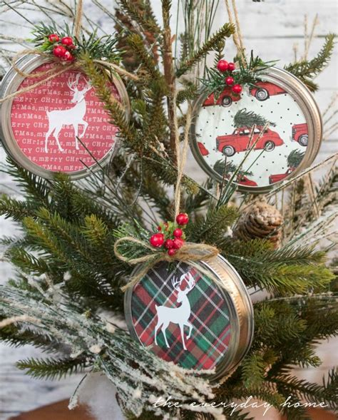 country christmas ornaments to make best 25 country ideas on country decorations
