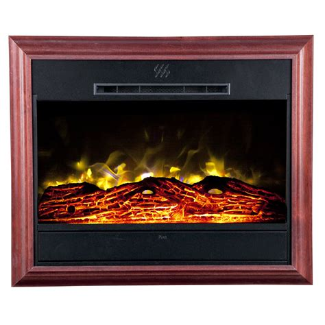 heat surge portrait wall mounted electric fireplace