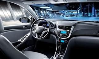 2014 Hyundai Accent Interior 2014 Hyundai Accent Review Prices Specs