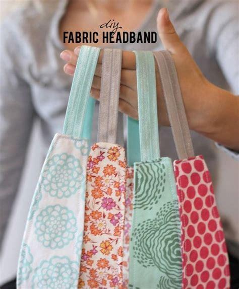 Handmade Fabric Headbands - 25 best ideas about fabric headband tutorial on