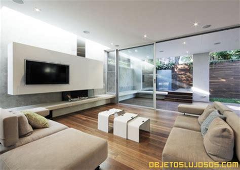 modern family home decor casa moderna lujosa