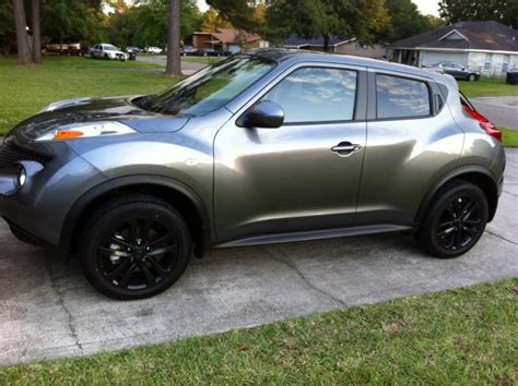 grey nissan juke nissan juke gunmetal grey reviews prices ratings with