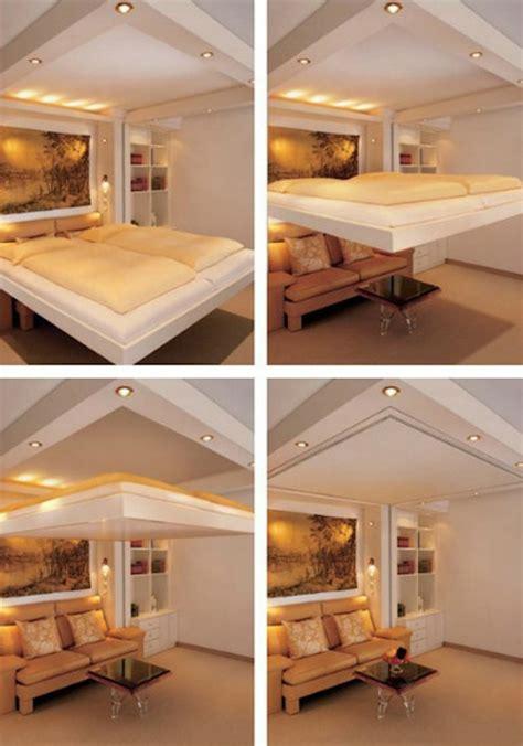 transforming bed baldai transformeriai idėjos kaip kuriant interjerą