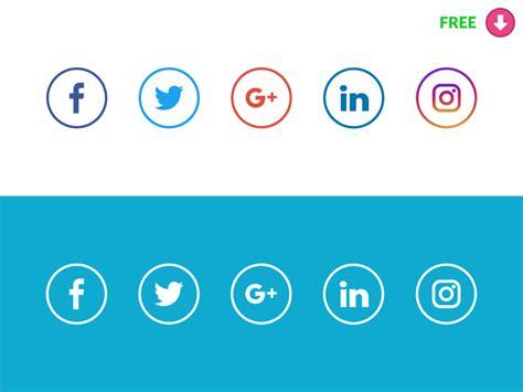 social media icons newhairstylesformen2014 com free social media icons epicpxls