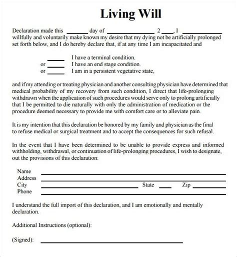 Living Will Template Free Idaho Medical Power Of Attorney Form Pd On Template Best Photos Of Living Will Template Idaho