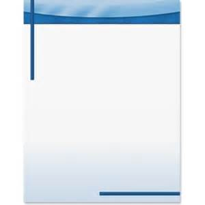 envision letterhead papers paperdirect