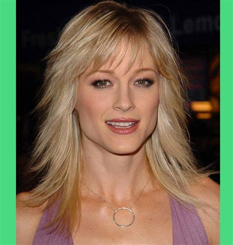 Medium Hairstyles For Thin Hair With Bangs by Thin Hair Fringe Or No Fringe Hairstylegalleries