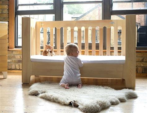crib to bed age bloom s alma max crib features newborn to school age