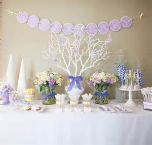 winter themed baby shower it s a