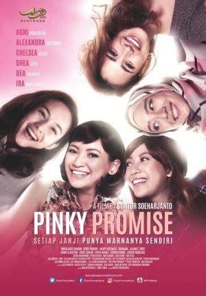 tentang film a promise pinky promise 2016 filmterbaik com