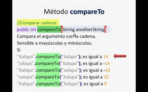 What Of String Do You Use For String - java string compareto