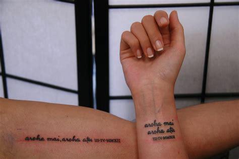 wedding tattoos zealand tattoo