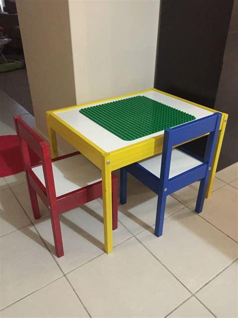 and duplo table duplo table ikea latt kids table hack playroom