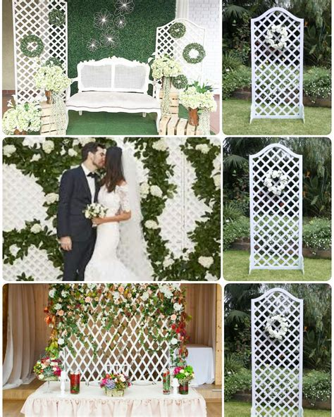 Lattice Trellis Backdrop   click for prices >>