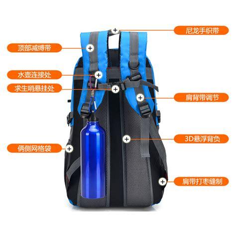 Tas Ransel Backpack Meow tas ransel backpack travelling 40l blue jakartanotebook