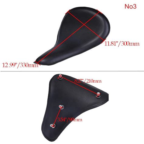 comfortable bobber seat possbay motorcycle cafe racer seat comfortable solo seat
