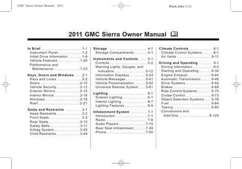 car repair manuals online pdf 2011 gmc sierra 1500 head up display service manual 2011 gmc sierra service and repair manual encontr 225 manual gmc sierra