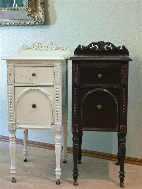 How To Refinish Nightstand by 17 Best Ideas About Refinished Nightstand On