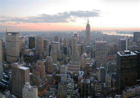 best nyc file nyc wideangle south from top of the rock jpg wikimedia commons