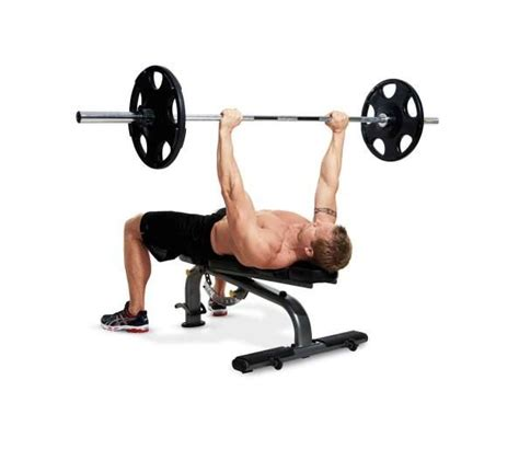 bench press rod weight rookie mistakes the bench press exercise pinterest