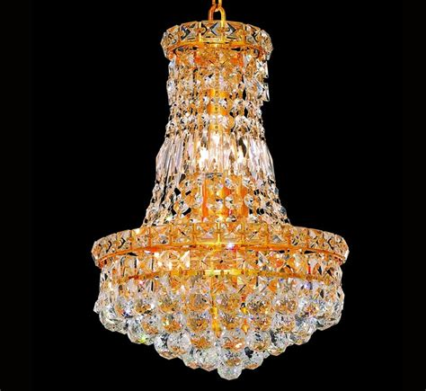 6 light crystal chandelier tranquil collection 6 light small crystal chandelier
