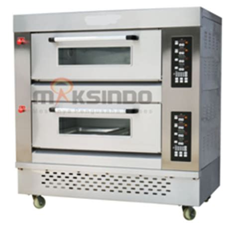 Oven Gas Malang jual mesin oven pizza gas di malang toko mesin maksindo