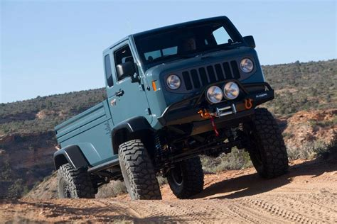 jeep mighty fc for sale jeep 174 concept friday mighty fc the jeep