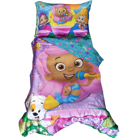 Guppies Bedding Bubble Guppies Toddler Bedding Set Dance Comforter