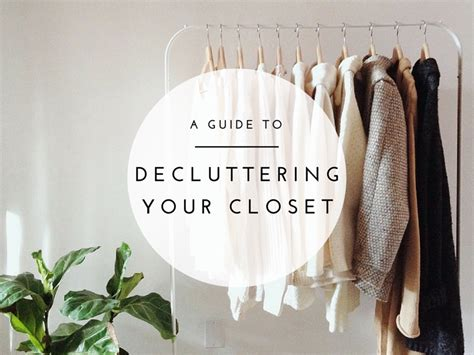 Declutter Wardrobe by Decluttering Your Wardrobe Can Be Easy Here S How