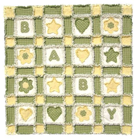 pattern rag quilt designed by kay gentry of noble needle quilting sewing
